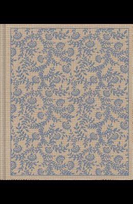 Journaling Bible-ESV-Flowers