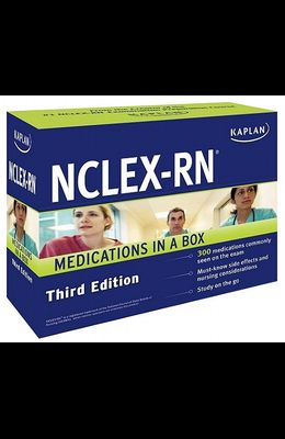 Kaplan NCLEX-RN Medications in a Box