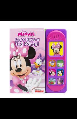 Disney Minnie Mouse: Let's Have a Tea Party!