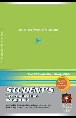 Student's Life Application Study Bible-NLT-Personal Size
