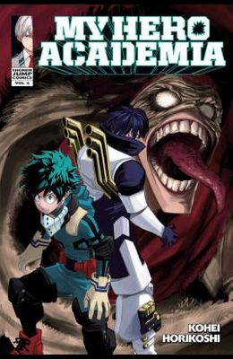 My Hero Academia, Vol. 6, Volume 6