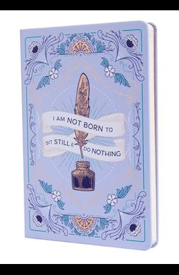 Jane Austen Words of Wisdom Journal