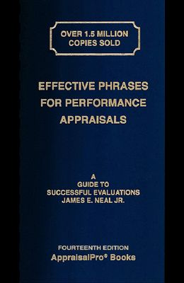 Effective Phrases for Performance Appraisals: A Guide to Successful Evaluations [With Book(s)]