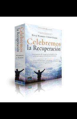 Celebremos La Recuperación Campaña Para La Iglesia - Nueva Edición/ Kit: Un Programa de Recuperación Basado En Ocho Principios de Las Bienaventuranzas