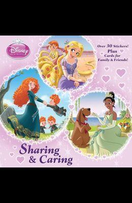 Sharing & Caring (Disney Princess)