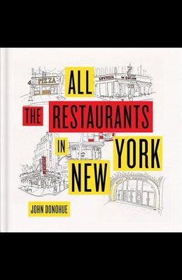 All the Restaurants in New York