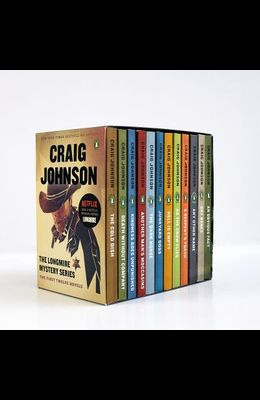The Longmire Mystery Series Boxed Set Volumes 1-12: The First Twelve Novels