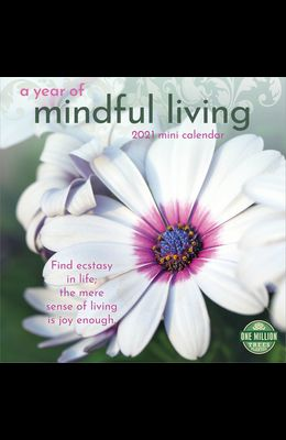 Year of Mindful Living 2021 Mini Calendar
