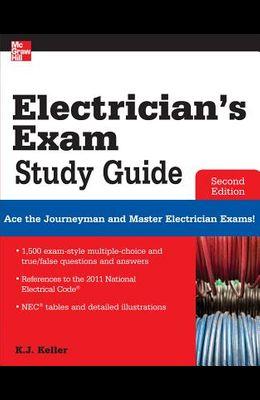 Electrician's Exam Study Guide 2/E