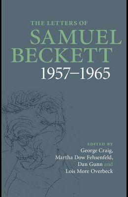The Letters of Samuel Beckett: Volume 3, 1957-1965