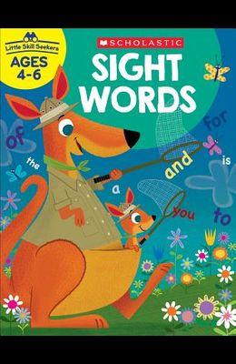 Little Skill Seekers: Sight Words Workbook