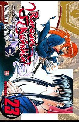 Rurouni Kenshin, Vol. 23, 23