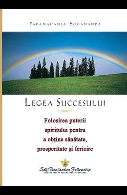 Legea Succesului (the Law of Success) Romanian