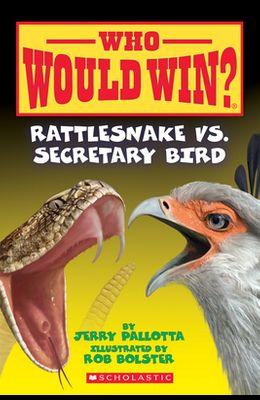 Rattlesnake vs. Secretary Bird (Who Would Win?), 15