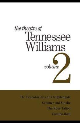 Theatre of Tennessee Williams Vol 2