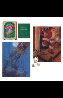 The Night Before Christmas Mini Puzzles