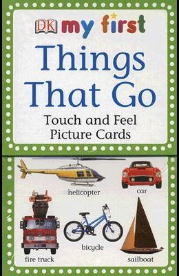My 1st T&f Picture Cards: Things That Go