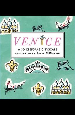 Venice: A 3D Keepsake Cityscape