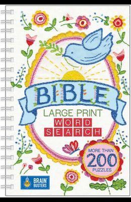 Bible Large Print Word Search