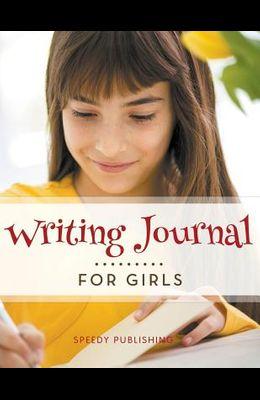 Writing Journal For Girls