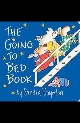The Going to Bed Book: Lap Edition