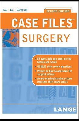 Case Files Surgery, Second Edition (LANGE Case Files)
