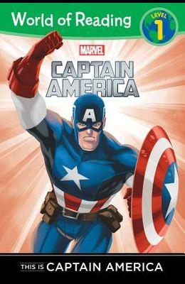 Captain America: This Is Captain America