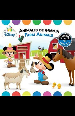 Farm Animals / Animales de Granja (English-Spanish) (Disney Baby)