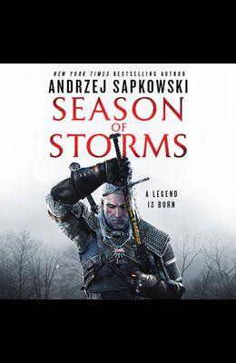 Season of Storms Lib/E