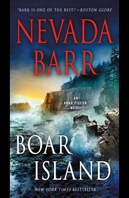 Boar Island: An Anna Pigeon Novel