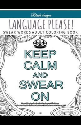 Language Please: Coloring book