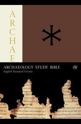 ESV Archaeology Study Bible