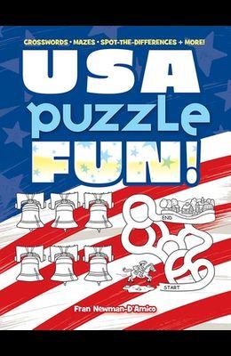 USA Puzzle Fun!