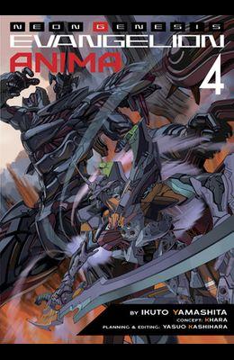 Neon Genesis Evangelion: Anima (Light Novel) Vol. 4