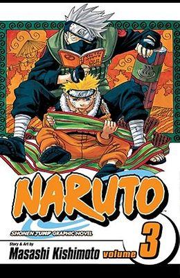 Naruto, Vol. 3, 3