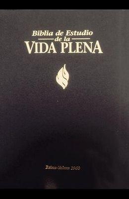 Biblia de Estudio de la Vida Plena-RV 1960 = Full Life Study Bible-RV 1960