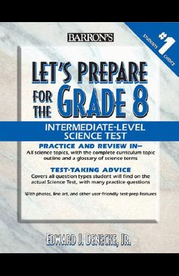 Let's Prepare for the Grade 8 Intermediate-Level Science Test