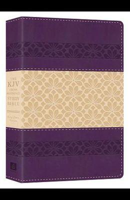 The KJV Cross Reference Study Bible - Indexed [Feminine]