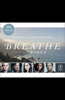 Breathe Bible Audio New Testament NLT, MP3
