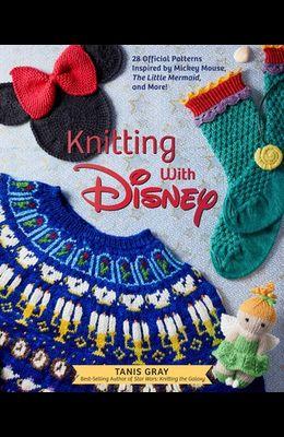 Disney Knitting (Disney Craft Books, Knitting Books, Books for Disney Fans)
