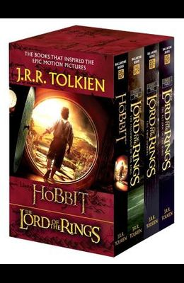 The Hobbit and the Lord of the Rings (the Hobbit / the Fellowship of the Ring / the Two Towers / the