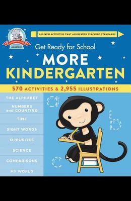 Get Ready for School: More Kindergarten