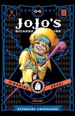 Jojo's Bizarre Adventure: Part 3--Stardust Crusaders, Vol. 4, Volume 4