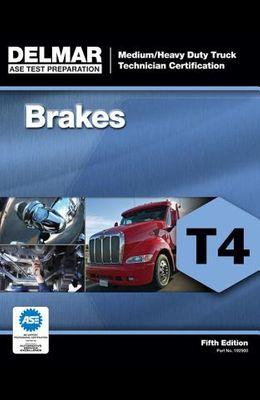ASE Medium/Heavy Duty Truck Technician Certification Series: Brakes (T4)