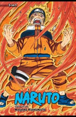 Naruto, Volumes 22-24