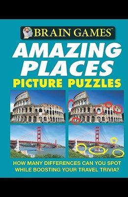 Amazing Places Picture Puzzles