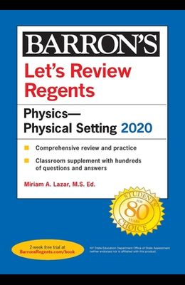 Let's Review Regents: Physics--Physical Setting 2020