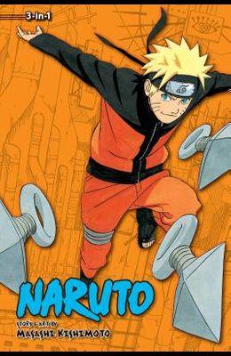 Naruto (3-In-1 Edition), Vol. 12, Volume 12: Includes Vols. 34, 35 & 36