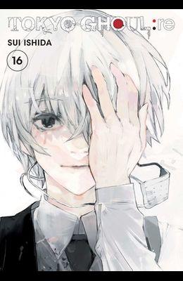 Tokyo Ghoul: Re, Vol. 16, Volume 16