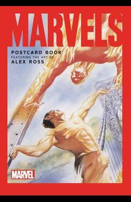 Marvels Postcard Book